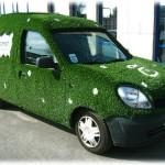 Groene autolening